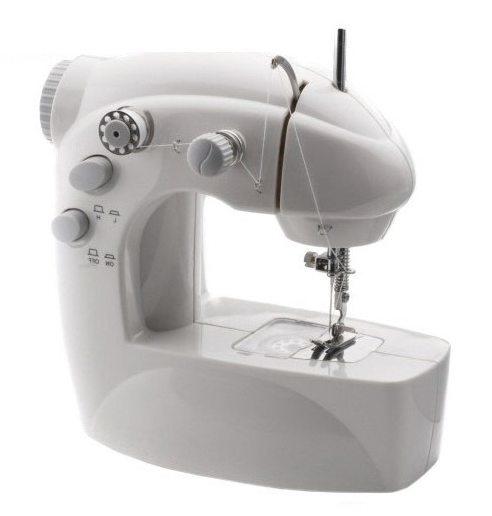 macchina da cucire portatile e compatta dxa 24