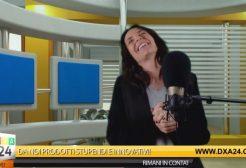 Laura si mette a ridere !