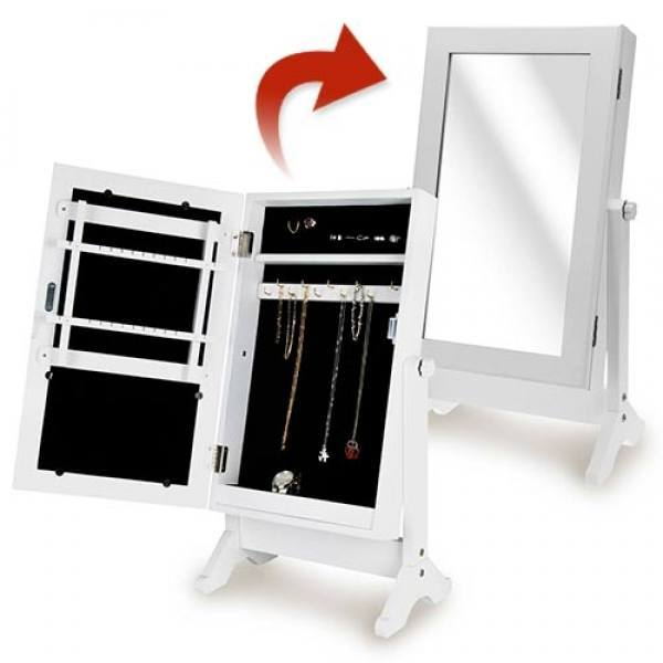Specchio porta gioie medium dxa 24 for Casa miroir bijoux