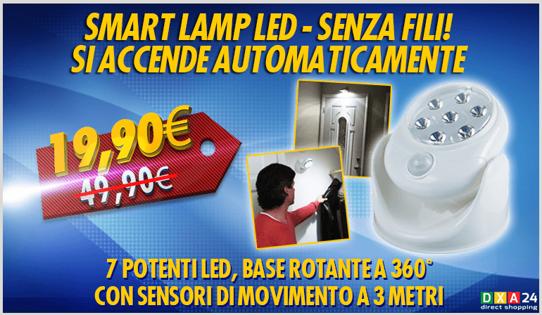 FLYER_SMART_LAMP_LED