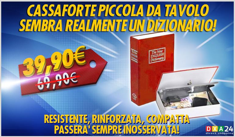 Cassaforte Piccola Stile Dizionario