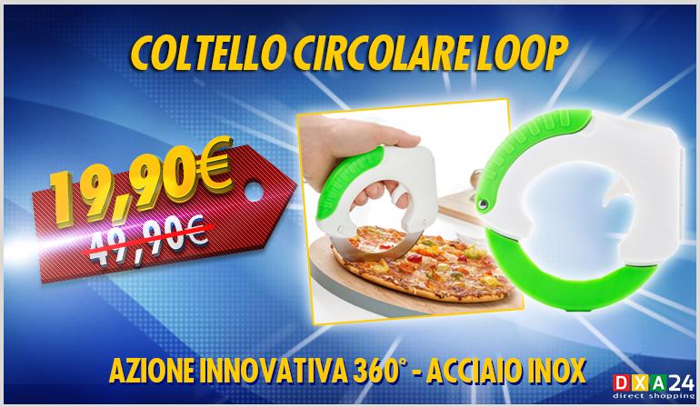 Coltello Circolare Loop