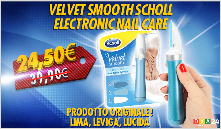 Velvet Smooth Scholl