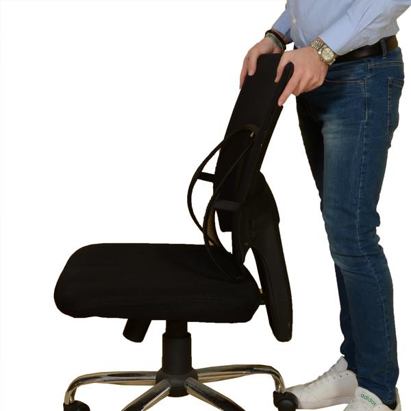 Correttore posturale salutare per sedie e poltrone dxa 24 for Sedie e poltrone