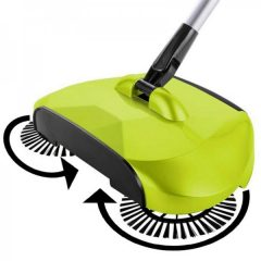 Eco Scopa Rotante Sweeper Senza Fili1