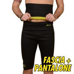 Fascia + Pants Dimagranti Uomo