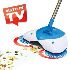 Hurricane Spin Broom – Scopa Rotante Uragano Visto In Tv