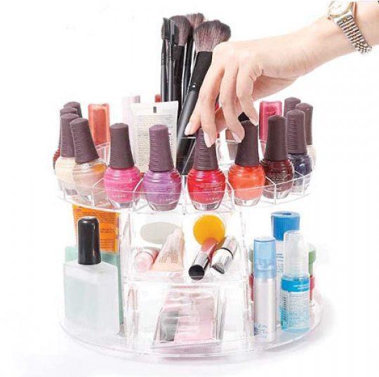 Beauty Carousel – Organizzatore Cosmetici