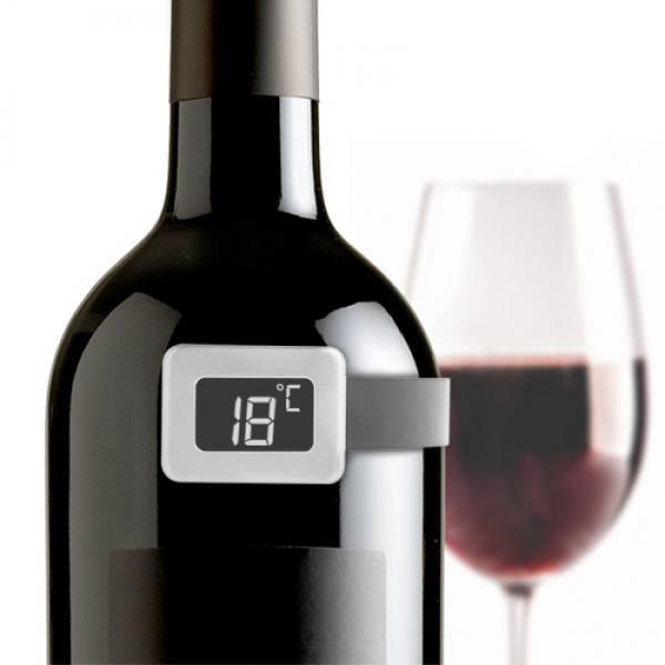 Termometro Digitale Per Bottiglie Di Vino