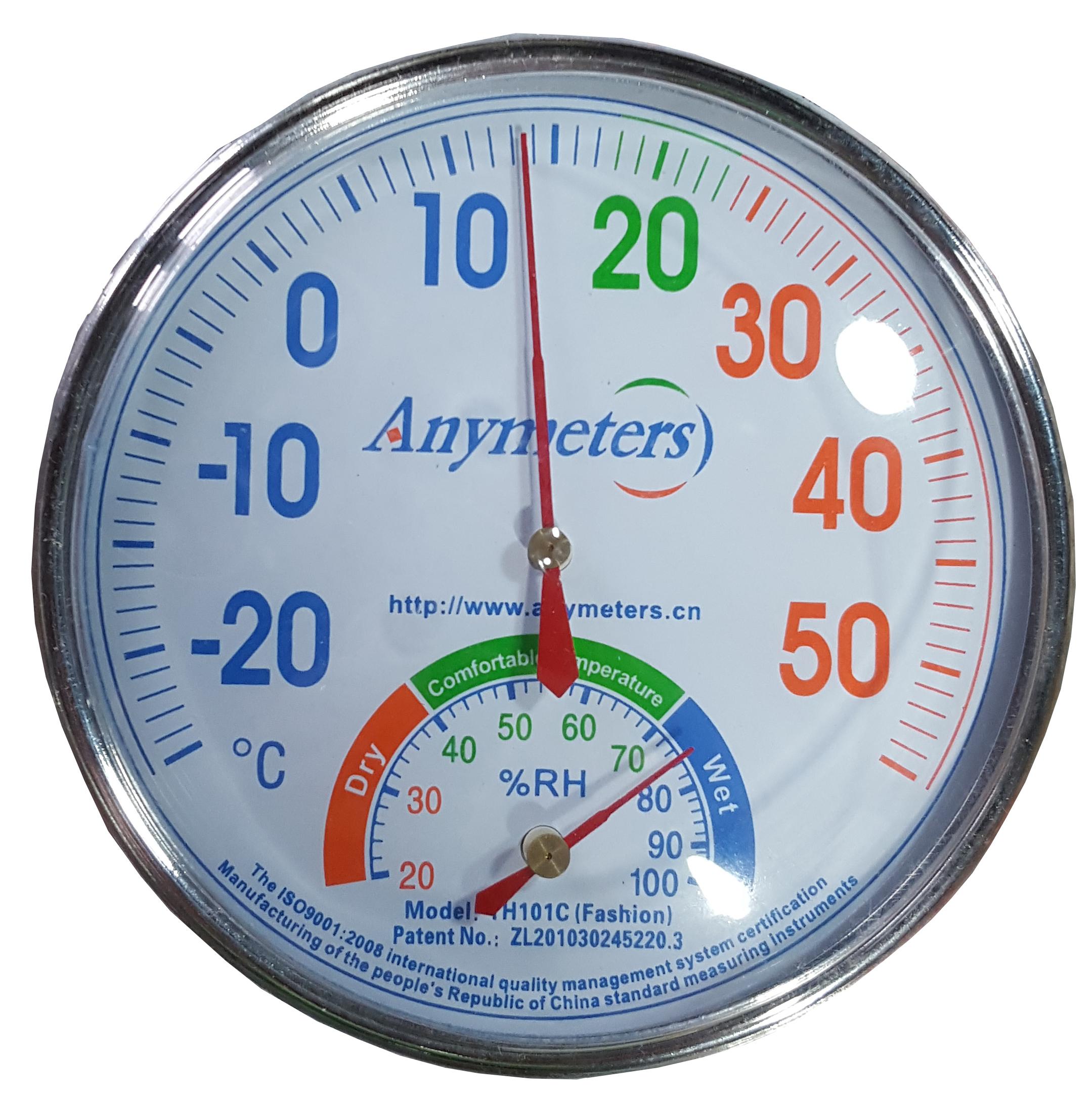 Misuratore Clima Ideale