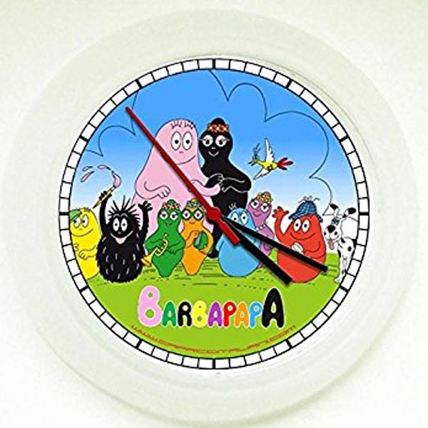 Orologio Barbapapà Maxi Da Appendere